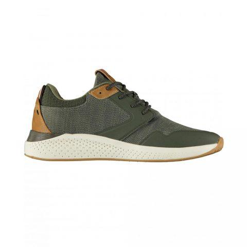 Sneaker Uomo Wrangler Sequoia Verde - 68721072AW0020