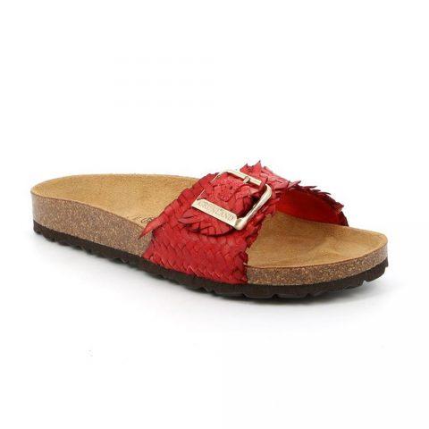 Sandalo Donna Grunland Sara Rosso - CB259740