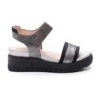 Sandalo Donna Stonefly Parky 8 Lycra Nero - 213893000