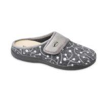 Pantofola Donna Valleverde Grigia - 25104