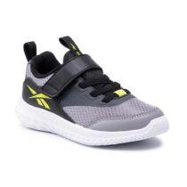 Sneaker Bambino Reebok Rush Runner 4.0 Nera - H68062