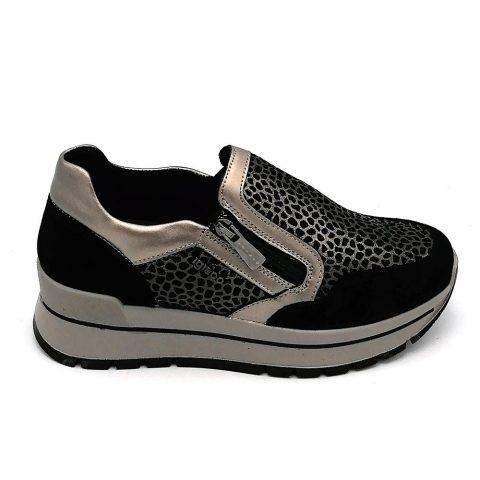 Sneaker Donna Igi&Co Anisia Bronzo - 8174911