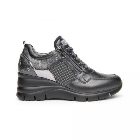Sneaker Donna Nero Giardini Antracite - I116880D101