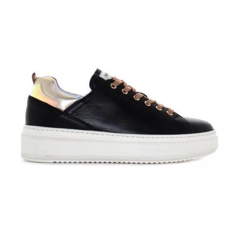 Sneaker Donna Nero Giardini Irio Nera - I117050D100