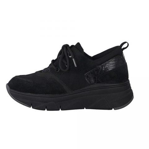 Sneaker Donna Tamaris Nera - 112377427098