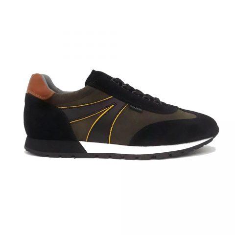 Sneaker Uomo Nero Giardini Colorado Nera - I102170U100