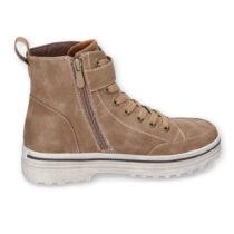 Sneaker Alta Donna Dockers in Pelle Marrone - 49VR301630300