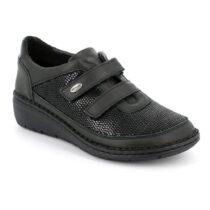 Sneaker Donna Grunland Nesi Nera - SC402968